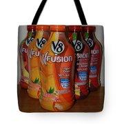 V8 Fusion Tote Bag