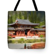 Valley Of The Temples Tote Bag
