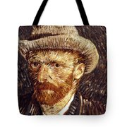 Vincent Van Gogh Tote Bag