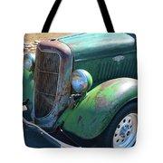 Vintage Ford Truck Tote Bag