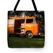 Volkswagen Bus T2 Westfalia Tote Bag