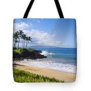 Wailea, Ulua Beach Tote Bag
