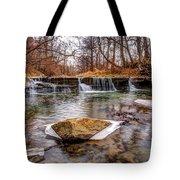 Walnut Creek Waterfall Tote Bag