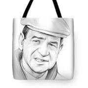 Walter Matthau Tote Bag
