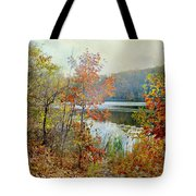Wampus Pond Tote Bag