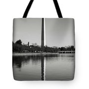 Washington Memorial  Tote Bag