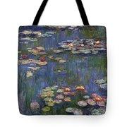 Water Lilies, 1916 Tote Bag