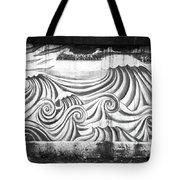 Wave Goodbye Tote Bag