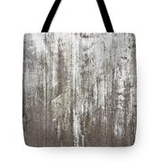 Weathered Metal Tote Bag