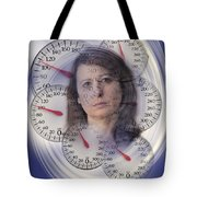 Weight Obsession Tote Bag