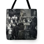 White House: State Dinner Tote Bag