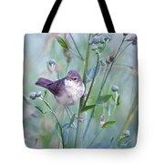 Wild Bird In A Natural Habitat Tote Bag