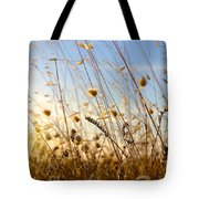 Wild Spikes Tote Bag by Carlos Caetano