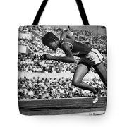 Wilma Rudolph (1940-1994) Tote Bag by Granger