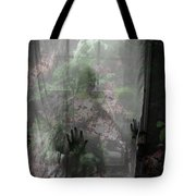Window Wonder Tote Bag