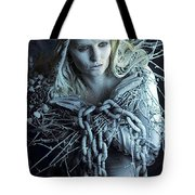 Winter's Sorrow Tote Bag