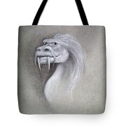 Wise Dragon Tote Bag