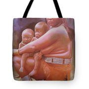Woman Of Substance Tote Bag
