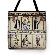 Womens Rights Tote Bag