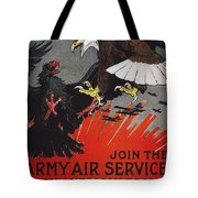 World War I: Air Service Tote Bag by Granger