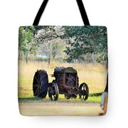 Rolling On Stone Tote Bag