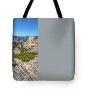 Yosemite National Park Hiking Tote Bag