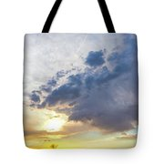 2nd Storm Chase 2015 Tote Bag