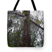 Australia - Molecules Of Water On A Web Tote Bag