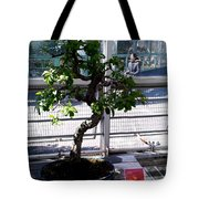Brooklyn Garden Tote Bag