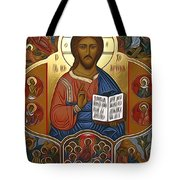 Jesus Christ God  Tote Bag