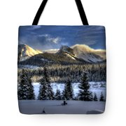 Landscape Art Tote Bag
