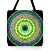 Mandala Ornament Tote Bag