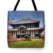 Nara Japan Tote Bag