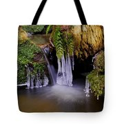 Old Man's Cave Tote Bag