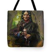 20 Pakistan Folk Gilgit Tote Bag