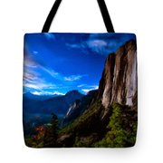 Pictures Of Landscape Tote Bag
