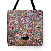 20 Questions With Tracy Tote Bag