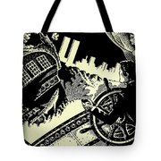 20,000 Leagues Under The Sea Tote Bag