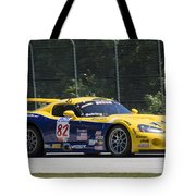 2003 Dodge Viper Gts-r At Road America Tote Bag
