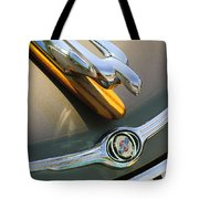 2004 Pt Cruiser Non-standard Hood Ornament Tote Bag