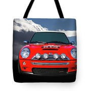 2004 S Mini Cooper Tote Bag