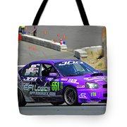 2004 Subaru Wrx Sti Tote Bag