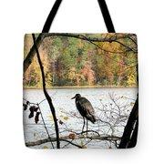 2006-heron Fall2009 Tote Bag