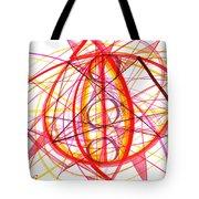 2007 Abstract Drawing 6 Tote Bag