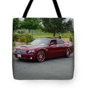 2007 Dodge Charger Couture Tote Bag