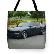 2007 Dodge Charger Rt Lee Tote Bag