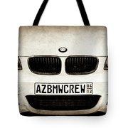 2008 Bmw Grille Emblem -1136s Tote Bag
