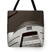 2008 Lines And Forms Tote Bag