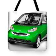 2008 Smart Fortwo City Car Tote Bag