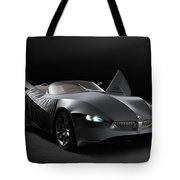 2009 Bmw Gina Concept 9 Tote Bag